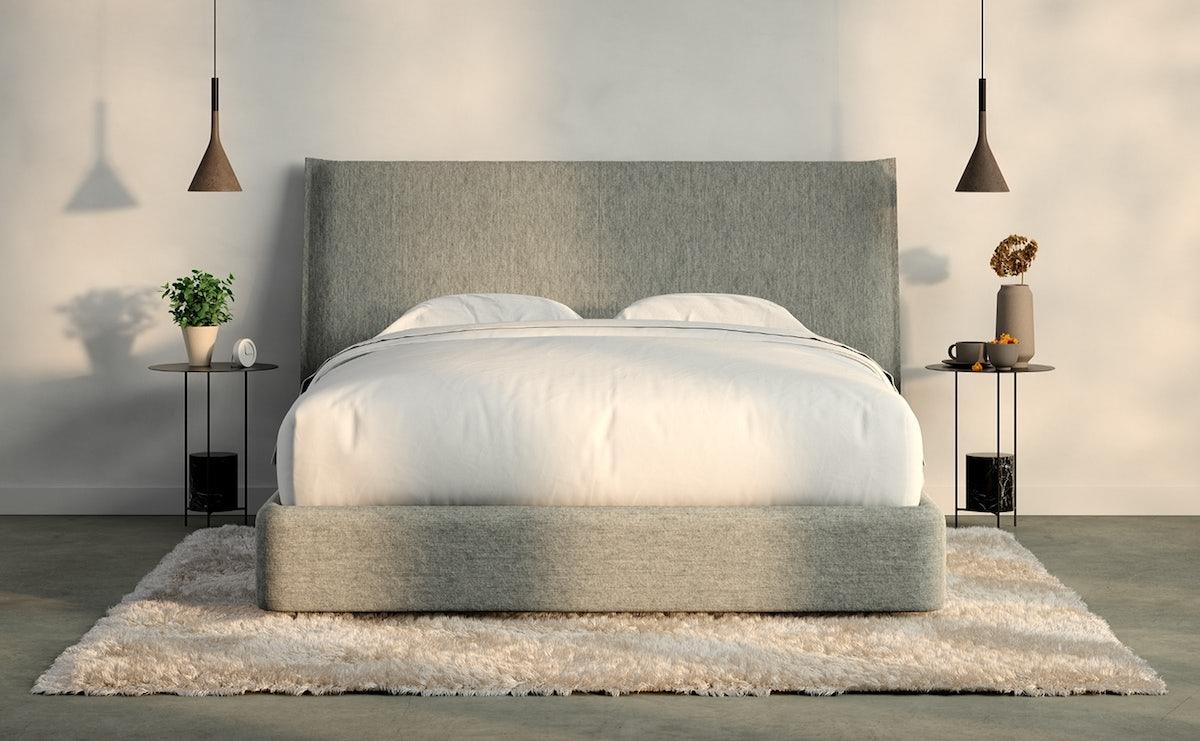 Casper Haven Upholstered Bed Frame and Headboard   Casper®