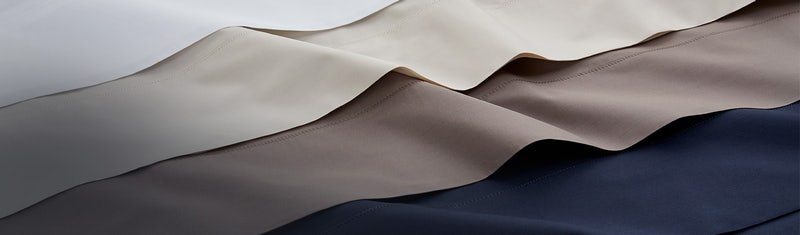 Casper percale sheets and duvet cover