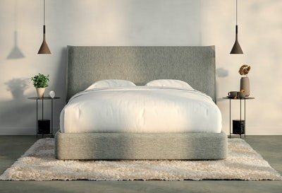 The haven bed frame by Casper
