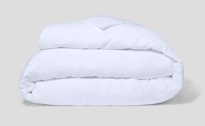 Hyperlite Duvet Cover, White