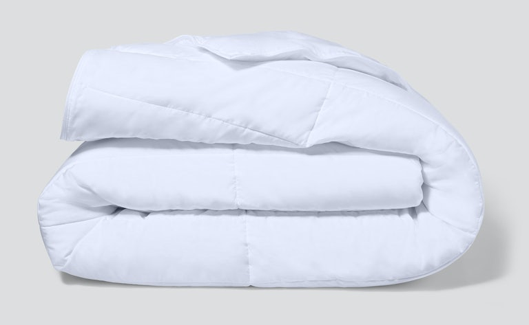 Folded Lightweight Down Alternative Duvet
