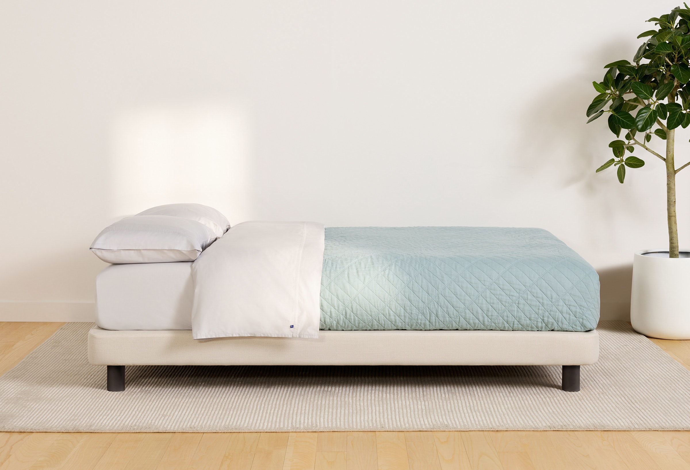 Upholstered Bed Frame