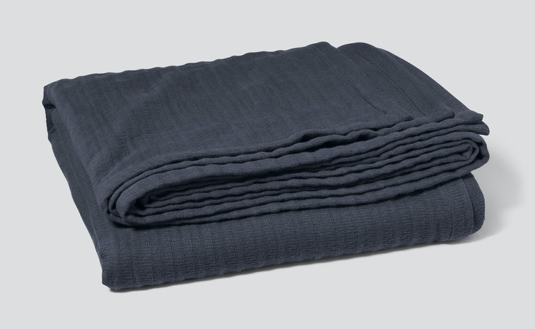 Crinkle Coverlet