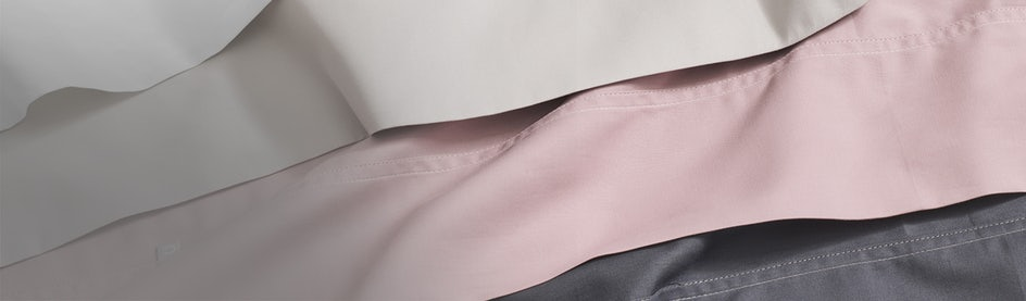Casper sateen sheets and duvet cover